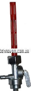 Кран топливный бензогенератора гайка d14mm