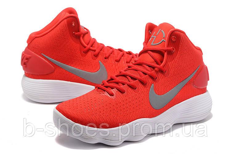 Мужские баскетбольные кроссовки Nike Hyperdunk 2017 (Red/White)