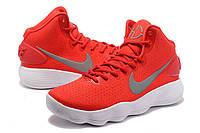 Мужские баскетбольные кроссовки Nike Hyperdunk 2017 (Red/White), фото 1
