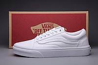 Кеди Vans Old Skool True White, фото 1