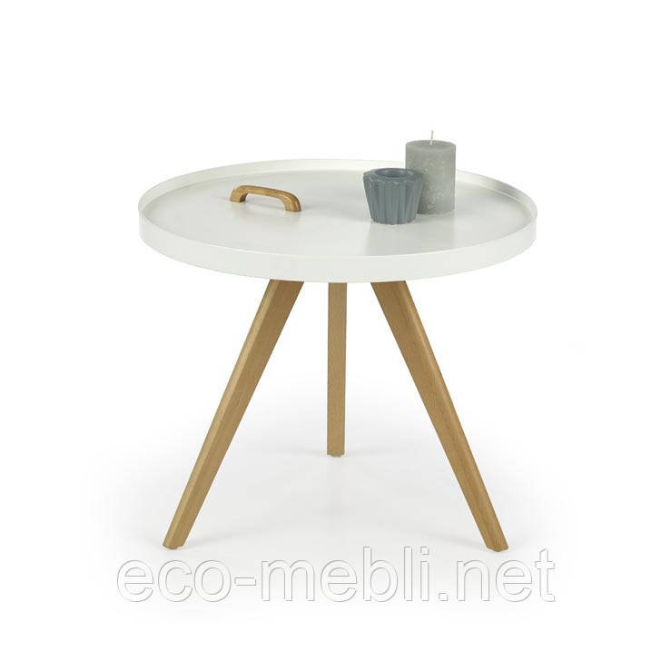 Журнальний стіл Luka biały
