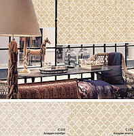 Рулонная штора ткань Алладин