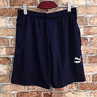 Мужские спортивные шорты темно-синие Puma оптом