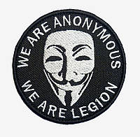 "Шеврон ""Anonymous"""