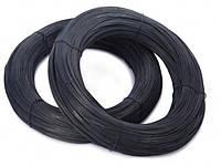 ✅ Проволока вязальная черная Ø 1,6 мм (бухта - 100 м, вес - 1.38 кг)