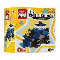"Конструктор Brick 1218 ""Engineering"", 30 деталей"