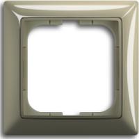 Рамка 1 пост. ABB Basic 55 Бежевый мейсон (maison beige)