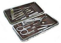 Маникюрный набор инструментов из 11 предметов
