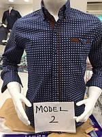 Детская рубашка  размер  на  14 лет  146-152 см