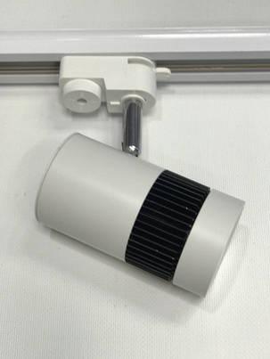 Трековий світлодіодний фітосвітильник SL-4000F 10W (full spectrum led) білий Код.58951, фото 2