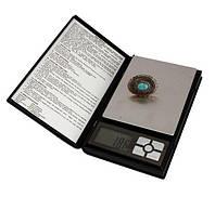 Весы ювелирные A102, точность 0.01 гр, максимально до 500 гр.