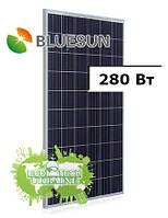 Bluesun Solar BSM280P-60/4BB 280 Вт солнечная панель (батарея, фотомодуль)