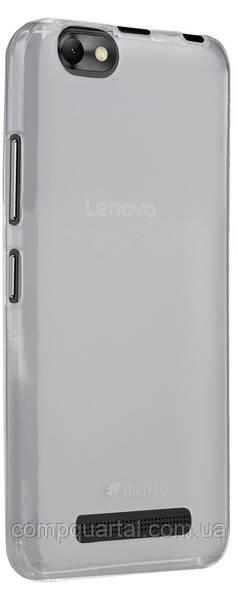 Чохол для смартфона Melkco Lenovo A2020/VIBE C Poly Jacket TPU Transparent (WP-MDLNA202TULTTMTU)