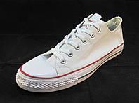 Кеды мужские Converse белые  (р.43,44)