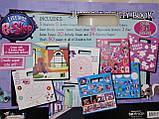 Набір-ПЛАНШЕТ, ПОНІ, для малювання, розмальовки, фломастери, крейда, фарби, наклейки, фото 10