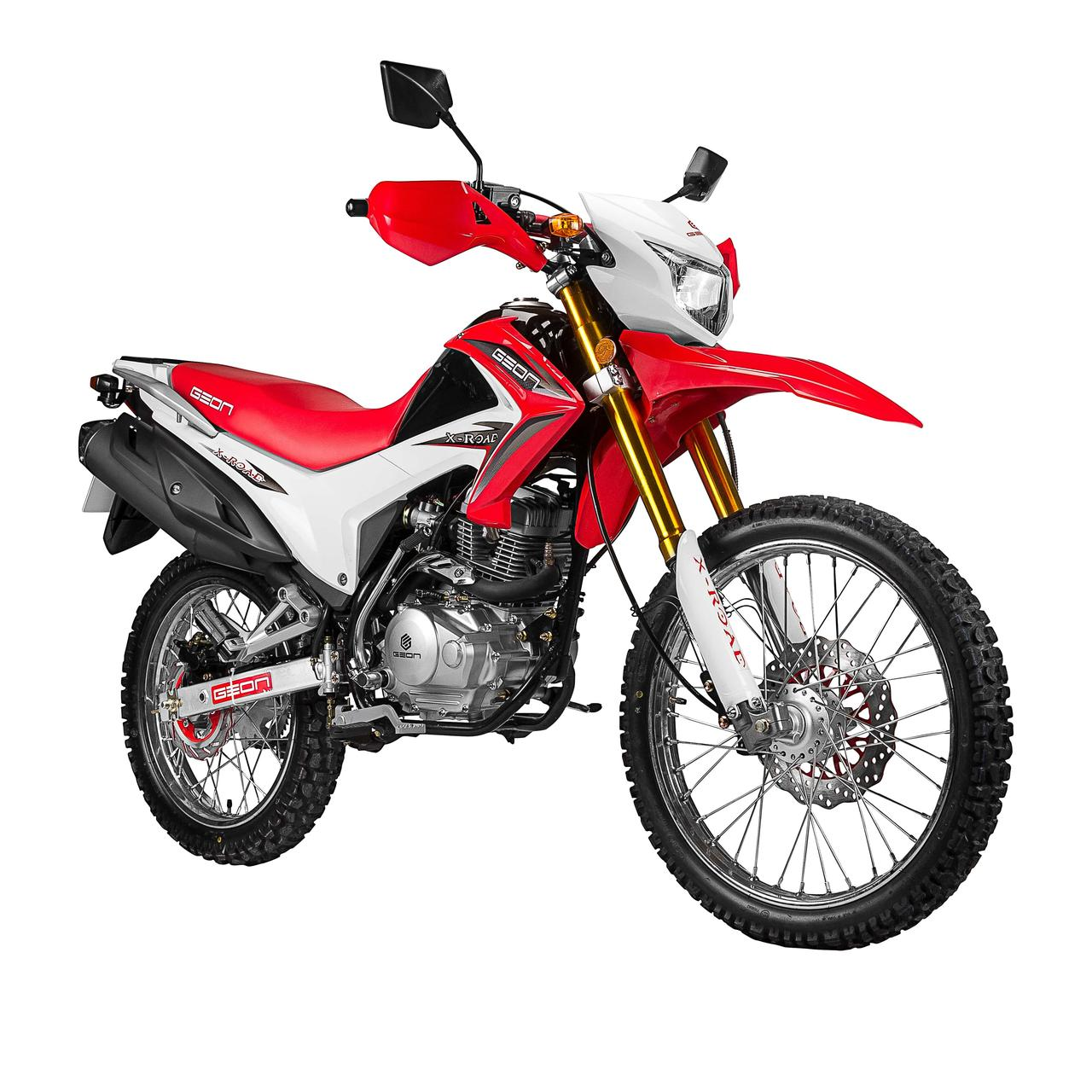 Мотоцикл GEON X-ROAD 202CBF