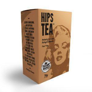 Чай фруктовый Hipstea Tea Rebels, 70г