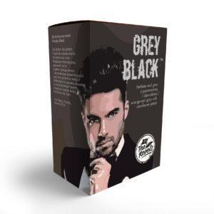 Чай черный Эрл Грей с апельсином Grey Black Tea Rebels, 70г