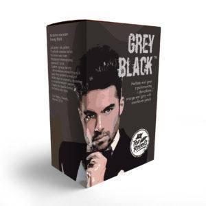 Чай черный Эрл Грей с апельсином Grey Black Tea Rebels, 70г, фото 2