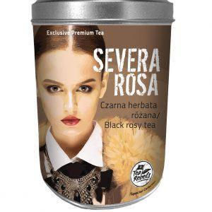 Чай черный с розой Severa Rosa Tea Rebels, 150г, фото 2