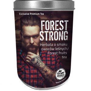 Чай фруктовый с лесными фруктами Forest Strong Tea Rebels, 150г, фото 2