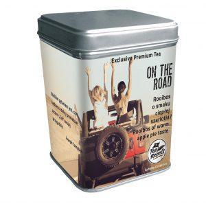 Чай ройбуш со вкусом шарлотки On the road Tea Rebels, 65г