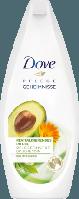 Крем  для душа с маслом авокадо Dove Cremedusche  Pflegegeheimnisse Avocadool 250 ml