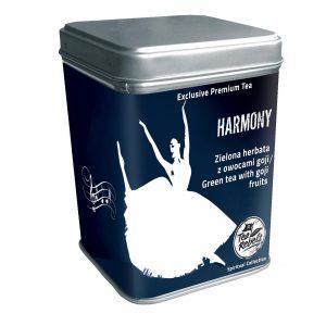 Чай зеленый с ягодами годжи Harmony Tea Rebels, 65г