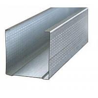 Профиль для гипсокартона CW-100, 0,35мм, 3,0м