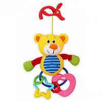 Игрушка подвеска Мишка Baby mix TE9687B