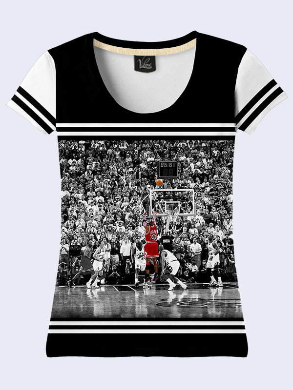 541046cc Футболка женская Баскетбол, цена 370 грн., купить в Харькове — Prom ...