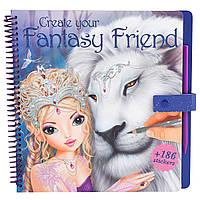 "Журнал для творчества Top Model ""Fantasy Friend"""