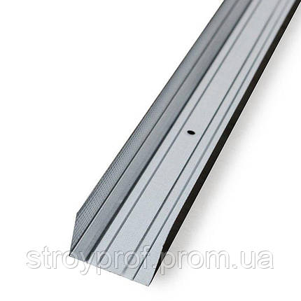Профиль для гипсокартона UW-75, 0,4мм, 4,0м, фото 2