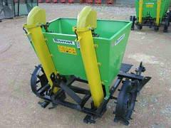 Картоплесаджалки для тракторів