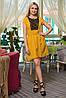 Молодежное платье  ПАУЛИНА  Разные цвета, фото 6