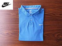 Красивое и качественное мужское фирменное поло Nike (XL)