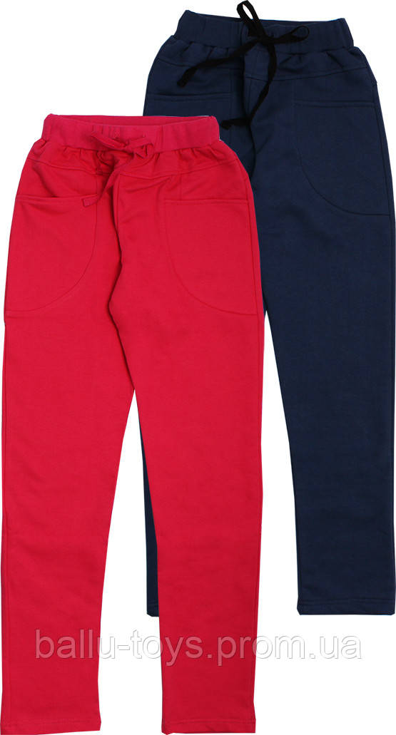 Спортивные штаны для девочки Dety (6-16 лет)