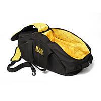 Уникальная спортивная сумка INFINITY. Привлекает внимание своими незаурядными очертаниями. Дешево. Код: КГ1643