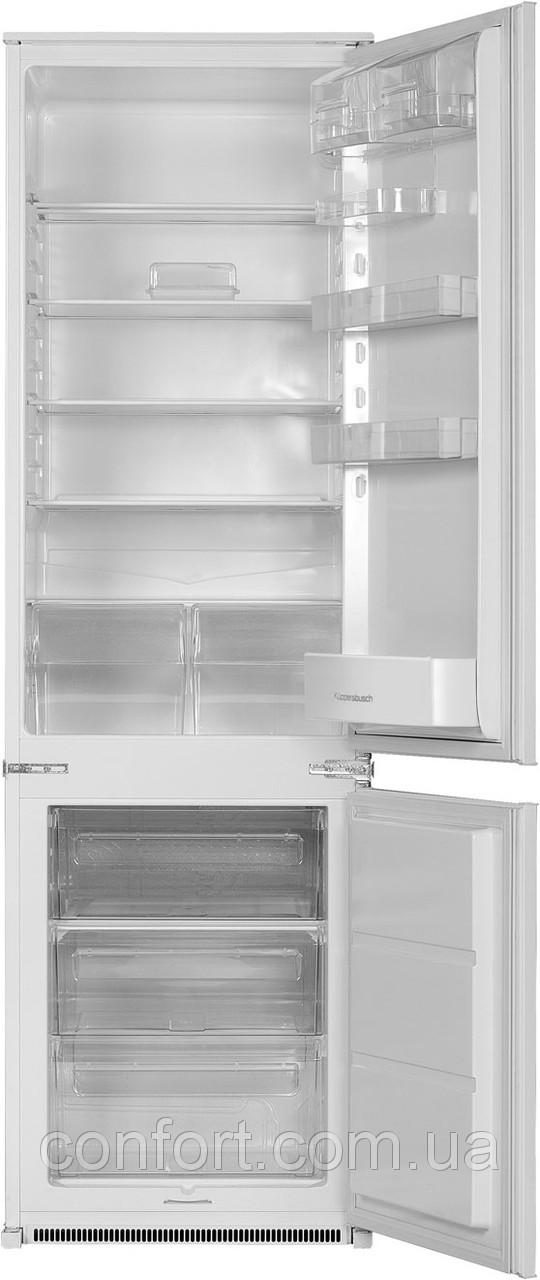 Встраиваемый холодильно-морозильный шкаф Kuppersbusch IKE 3260-1-2 T