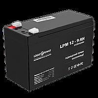 Аккумулятор свинцово-кислотный LogicPower AGM LP 12v - 9,0 AH