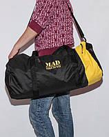 Спортивная сумка-тубус XXL размера. Специально для командных видов спорта. Хорошее качество. Код: КГ1644