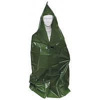 """[как новый] Защитный плащ ННА """"SBU 67"""" зелёный 608151"""