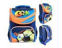 Ранец Рюкзак детский школьный ортопедический Smile Мяч 988017