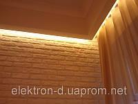 Светодиодная подсветка интерьеров, мебели.
