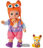 Кукла Zapf Mini Chou Chou серии Лисички - Лакки 12 см, с аксессуарами (920336)