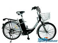 """Электровелосипед Mustang 26"""" ЕВ-В006 (гелевый АКБ)"""