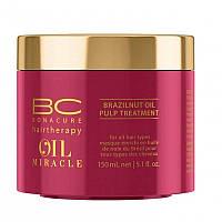 Schwarzkopf BC OM Brazilnut Oil Pulp Treatment Маска с маслом бразильского ореха, 150 мл