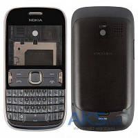 Корпус Nokia 302 Asha Black