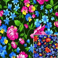 Ткань халатная 107057 Фланель (ПАК) хал. 20-0629 150СМ
