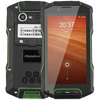 "Ударопрочный смартфон Huadoo HG04 green зеленый IP68 (2SIM) 4,7"" 2/16GB 5/13Мп 3G 4G оригинал Гарантия!"